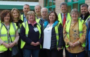 Gwynedd Council Visit