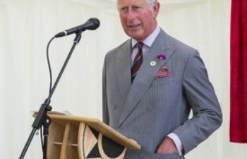 The Royal Highness Prince of Wales