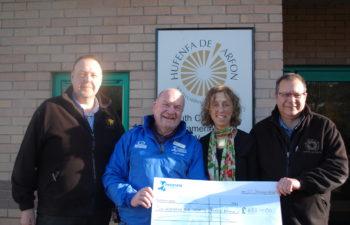 SCC Supports  Prostate Cymru
